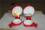 2.5 Inch PFA Lined Wafer Butterfly Valve (D71F-16)