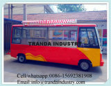2016 Electric Hot Dog Mobile Food Bus for Cooking