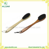 Wooden Round Head Coat Brush for Hotel