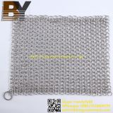Skillet Cleaner Stainless Steel Chainmail Scrubber