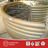 ASTM A106 Grb Seamless Stock Piggable Metal Pipe Bends