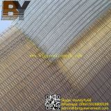 Architectural Glass Laminated Metal Mesh