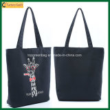 Shopping Carrier Lady Handbags Polyester Tote Bags (TP-TB147)