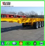 3 Axles 40FT Container Skeleton Trailer Chassis