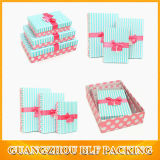 Decoration Packing Paper Gift Box Set