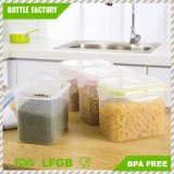 Plastic Fresh Keeping Crisper Refrigeration Storage Box Food Storage Container/PP