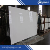 3mm~6mm White Painted Glass, Best Quality White Painted Glass