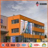 Czech Standards Waterproof Aluminum Plastic Material for Center Building (AF-380)