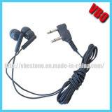 Dual Pin in-Ear Earbuds Airline Earphone Headset