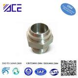 Customized OEM Aluminum CNC Turned Parts
