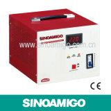 Voltage Stabilizer Voltage Regulator with CE (SVC-2000VA)
