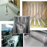Galvanized Square Screen as Mosquito Net (roll size: 3′*100′)