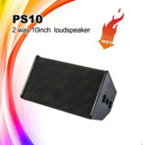 PS10 Professional Sound System 10inch Audio Speaker Box