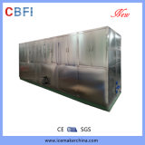 Low Power Consumption Industrial Ice Cube Making Machine