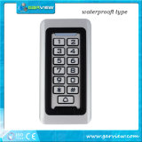 IP68 Security Programmable Keypad Silvery Color with Ce