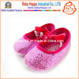Baby Mary Jane Shoes for Baby Party with Match Baby Dress