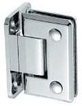 Brass Shower Hinge (SH-015) in 90deg for Bathroom