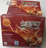 7 Days Slimming Coffee 2014 Christmas Promotion Ecw-117