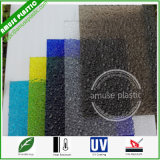 2017 Hot Sell Colorful Competitive Price PC Big Embossed Sheets