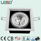 15W LED AR111 Fixture LED Downlight 1000lm