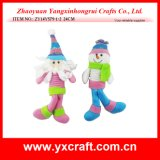 Christmas Decoration (ZY14Y579-1-2) Christmas Holiday Time Funny Gift Item