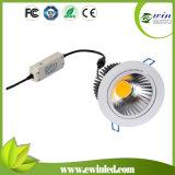 High Lumen LED Downlight with CE RoHS SAA EMC