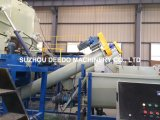 Plastic Bottle Crusher for Pet Flakes Crushing Washing Drying Recycling Line