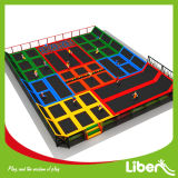GS Approved Good Price Factorys Indoor Trampoline Court
