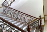 Beautiful Wrought Iron Stairway Railing