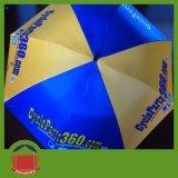 Mercedes Golf Umbrella Advertisement
