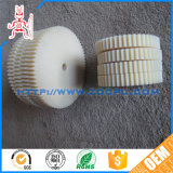 Chemical Resistant CNC Machined Timing Belt Plastic Gear