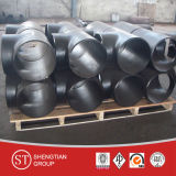 Coating Carbon Steel Pipe Fittings Tee