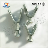 Forged Steel Galvanized Ball Y Clevis Power Line Hardware