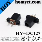 2 Pin Straight SMD DC Power Jack (DC-127)