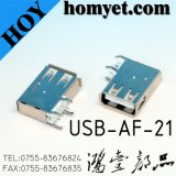 90 Degree USB2.0 Connector for Electric Accessories (USB-AF-21)