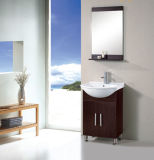 Solid Wood Bathroom Cabinet (5031)