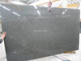 Spring Forest Green Granite Slabs for Projects, Countertops