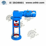 HK Series Helical-Bevel Gear Reducer Hard-Surface Mixer