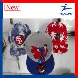 Healong Top Sale Team Wear Customized Fashion Design Baseball Cap