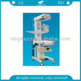 AG-Irw003 Baby Infant Warmer with Silent Casters