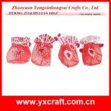 Valentine Decoration Free Sample (ZY13L925-1-2-3-4) Valentine Organza Bag
