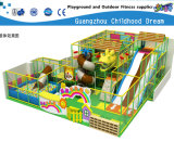 Animal Series Indoor Playground with Plastic Slide (HC-22325)
