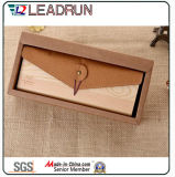 Wood Packaging Pencil Gift Pen Box Paper Display Plastic Pen Box Packing Box Display Box (YSN10)