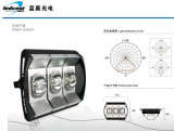 180W LED Tunnel Light with Excellent Heat Dissipation and Waterproof
