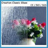 3mm 4mm Clear Nashiji Glass Patterned Glass