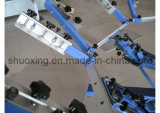 Manual Textile Screen Printing Press with Micro Registration, T-Shirt Silk Screen Printing Machine (Side clamp system)