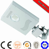 12W All in One Outdoor Solar Street Garden LED Light