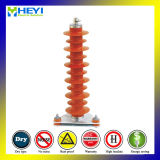 35kv AC Lightning Arrester 5ka Break Capacity with High Voltage