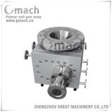 Chemical Melt Pump for Plastic Extruder Discharge Pump Under The Reactor