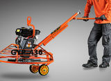 Superior Concrete Walk-Behind Power Trowel Gyp-436 with Long Handle